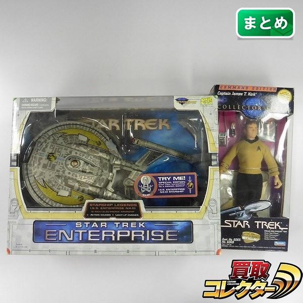 ダイアモンドセレクト StarTrek ISS エンタープライズ NX-01 他