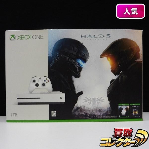 Xbox One S 1TB Halo Collection 同梱版 / Microsoft