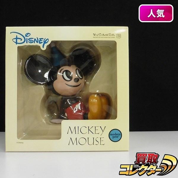 メディコムトイ VCD 1/6 ミッキーマウス モダンペッツ版