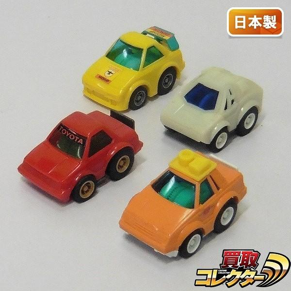チョロQ A品番 日本製 まとめて A-42 セリカ GT-T A-60 トヨタ MR-2 他