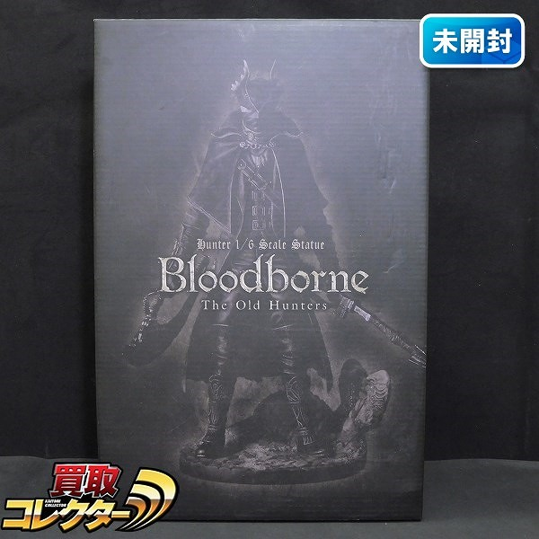 Gecco Bloodborne The Old Hunters / 狩人 1/6 スタチュー