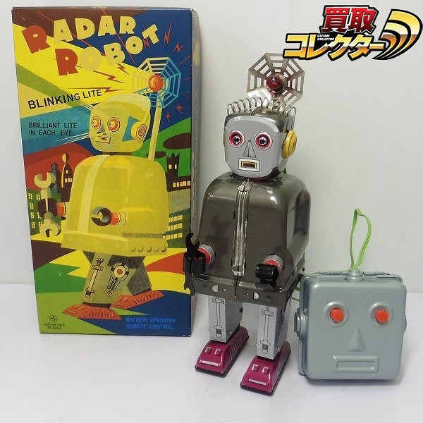TIN TOM TOYS レーダーロボット ブリキ