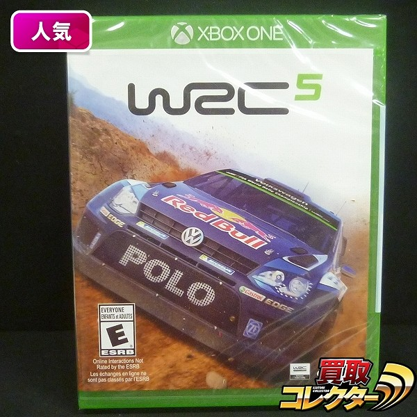 XBOX ONE 海外版 ソフト WRC5