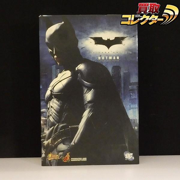 HOTTOYS MMS71 1/6 バットマン ダークナイト 新コスチューム版