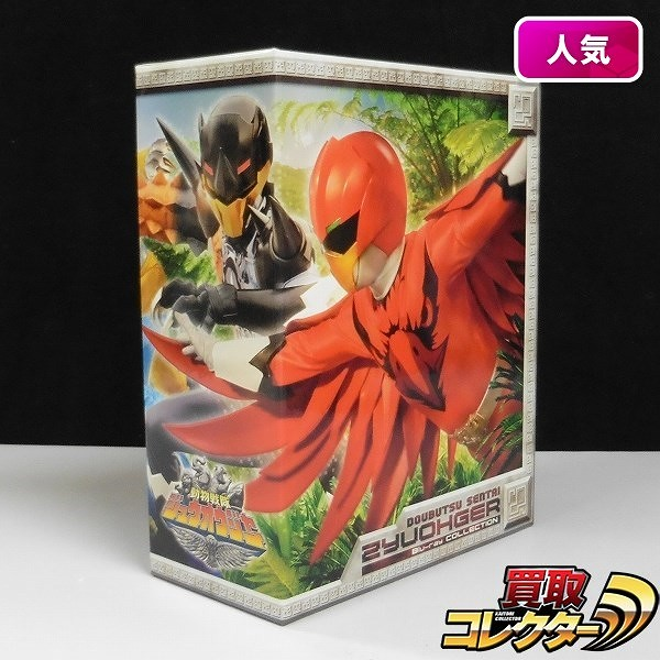動物戦隊ジュウオウジャー Blu-ray COLLECTION 1 収納BOX付