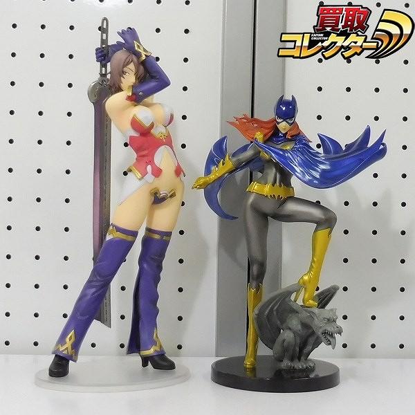 1/7 壽屋 DC COMICS美少女 バットガール ムービック ロザーナ