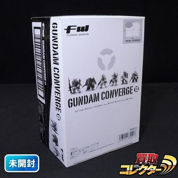 Fw GUNDAM CONVERGE ガンダムコンバージ 13 1BOX