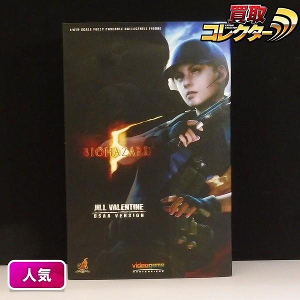 ビデオゲームマスターピース 1/6 ジル・バレンタイン BSAA版
