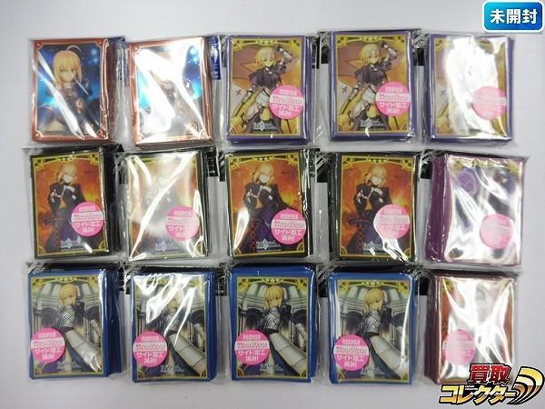 スリーブ Fate/Zero Fate/Grand Order  セイバー ランサー 他