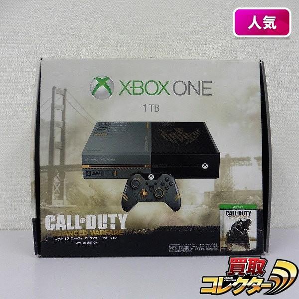 Xbox one 1TB コールオブデューティ リミテッドエディション