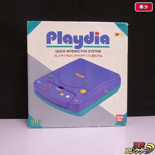 バンダイ プレイディア playdia / CD-ROMプレイヤー