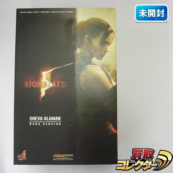 ホットトイズ ビデオゲームマスターピース シェバ・アローマ BSAA版