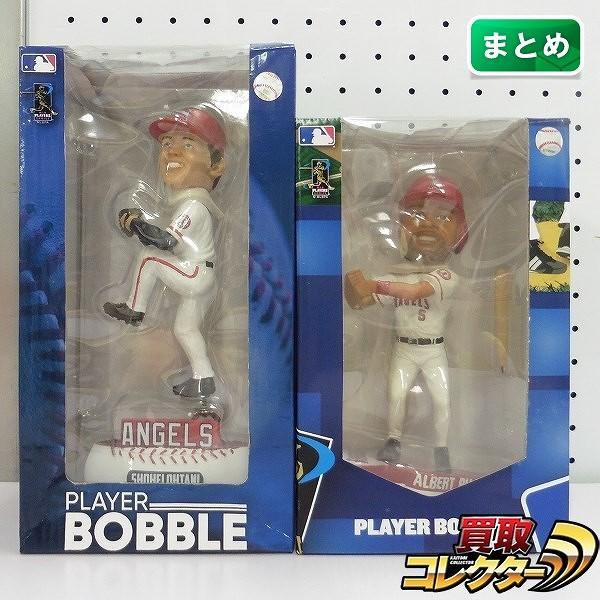 FOREVER ボブルヘッド 大谷翔平 アルバート・プホルス / MLB