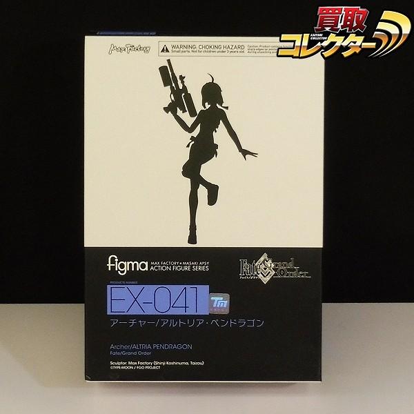 figma EX-041 FGO アーチャー アルトリア・ペンドラゴン