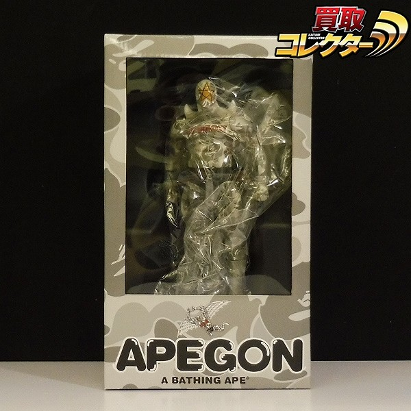 CCP APEGON エイプゴン ゆでたまご×NIGO×CCP×フィギュア王