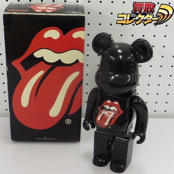 メディコムトイ BE@RBRICK The Rolling Stones 400%