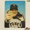 カルビー プロ野球カード 73年 No.1 長島 茂雄 巨人 当時物