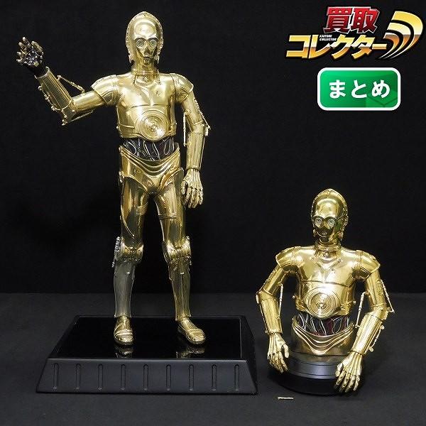 ジェントルジャイアント STAR WARS C-3PO スタチュー ミニバスト
