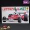 タミヤ 1/12 ビッグスケールシリーズ 75年 フェラーリ312T