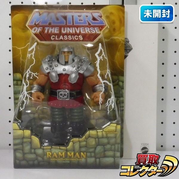 マテル MOTU Classics RAM MAN / Heroic Warriors