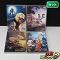 DVD キカイダー01 THE ANIMATION vol.1~4