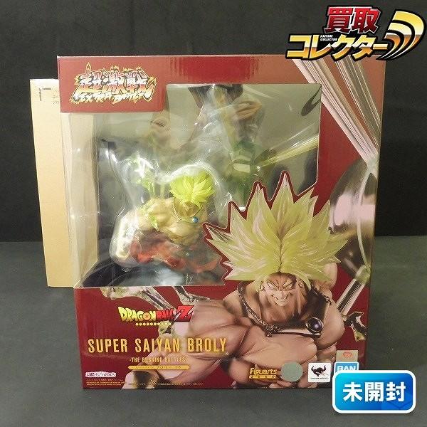 Figuarts ZERO ドラゴンボールZ スーパーサイヤ人 ブロリー 烈戦