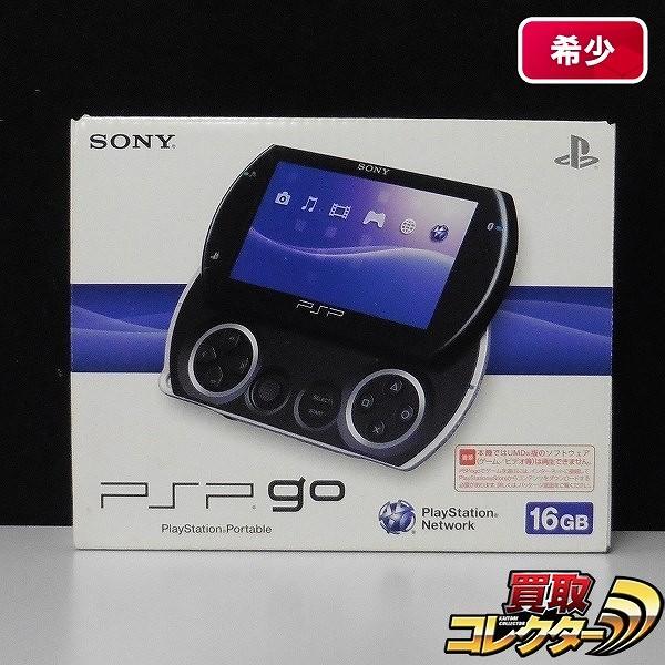 SONY PSPgo ピアノブラック PSP-N1000 PB 16GB