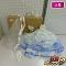 桜浪漫工房 DDサイズ ウェディングドレス ブルー 水色