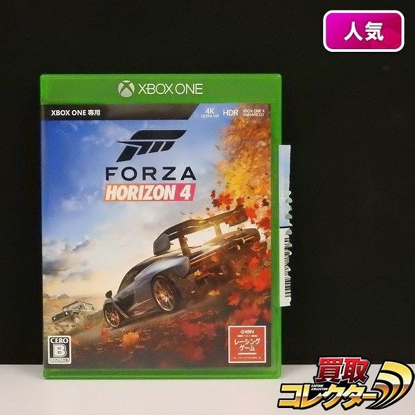 Xbox One ソフト Forza Horizon4
