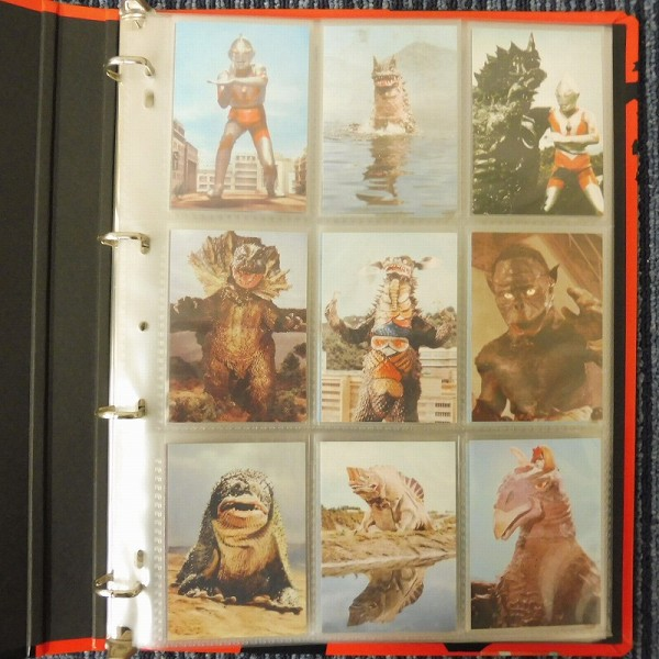 グリコ ウルトラマン スナックシリーズ カードホルダー 4種_3