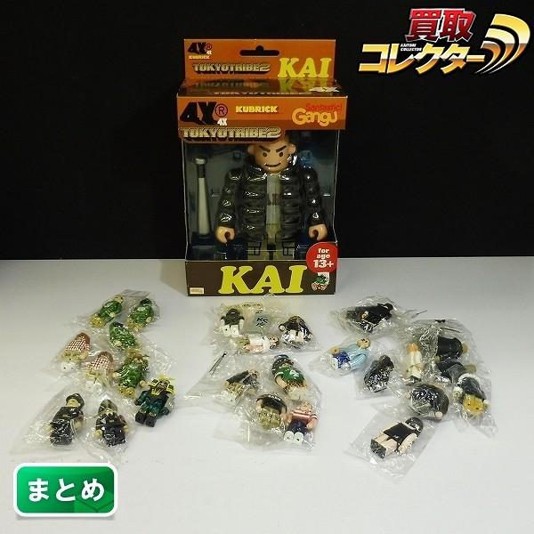 KUBRICK TOKYO TRIBE 2 シリーズ3 全9種_1