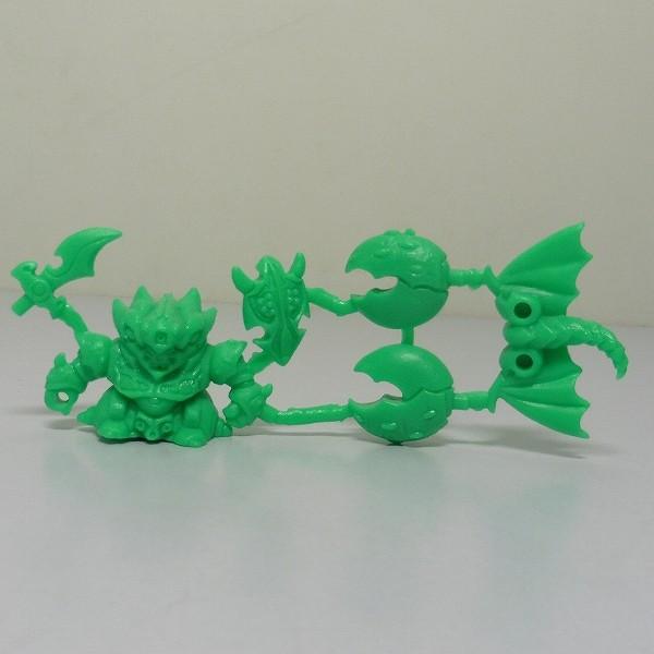 ガシャポン戦士 SDダンバイン ズワウス 緑色
