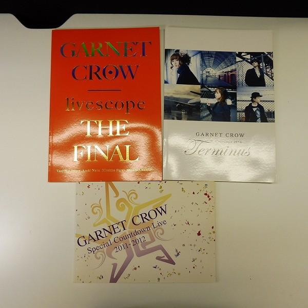 GARNET CROW オフィシャルFC G-NET 10周年記念 懐中時計 他_2