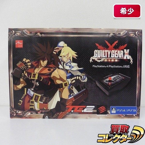 PS3/PS4 GUILTY GEAR Xrd SIGN Arcade FightStick Tournament Edition 2