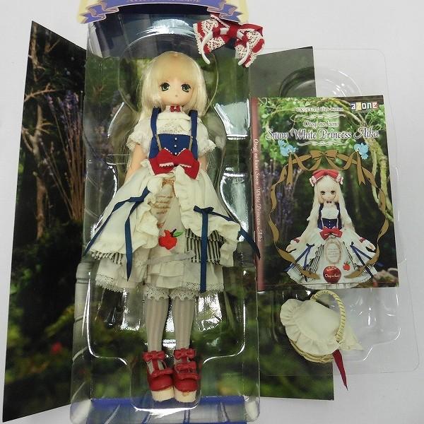 アゾン えっくすきゅーと11thシリーズ おとぎの国 白雪姫 あいか 通常販売ver._2