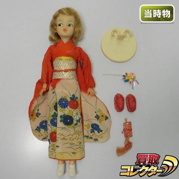 IDEAL アイデアル タミーちゃん 振袖 日本製