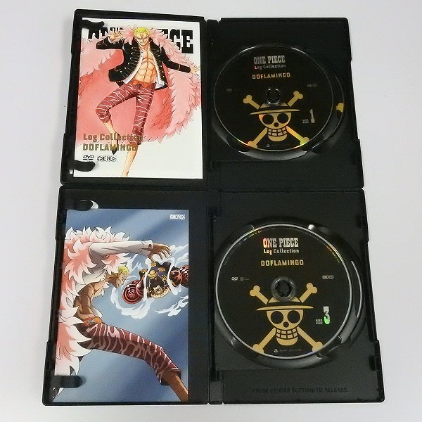 DVD ONE PIECE Log Collection DOFLAMINGO_3