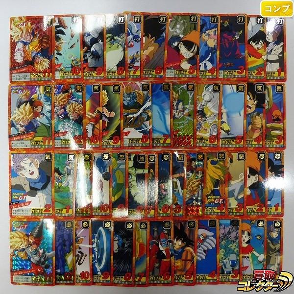 カードダス ドラゴンボール スーパーバトル 18弾 全44種 コンプ_1
