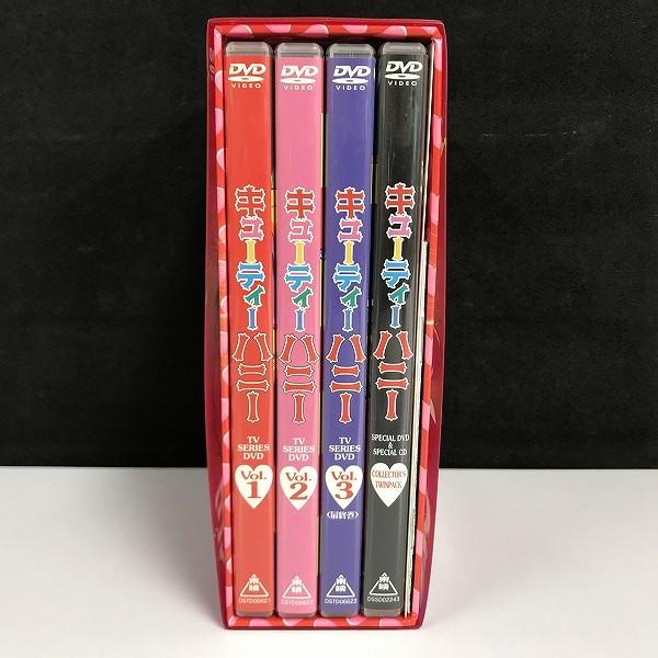 DVD キューティーハニー プレミアムBOX 初回生産限定版_2