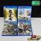 PS4 ソフト 無双OROCHI3 鬼武者 ゴッドイーター3 モンスターハンター:ワールド