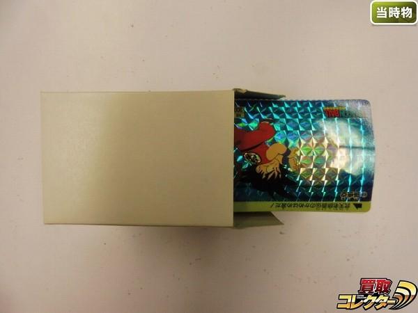 ドラゴンボール カードダス 本弾 パート1 格闘技大決戦 1箱 1988年_1