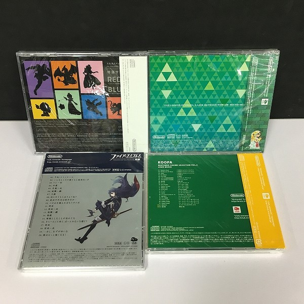 CD ニンテンドーサウンドセレクション vol.2 クッパ ファイアーエムブレム 覚醒 ミュージックセレクション 他_2