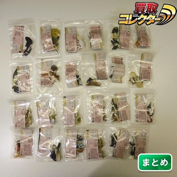 海洋堂 チョコQ 日本の動物 第7弾 ノーマル 全23種 + シークレット 1種_1