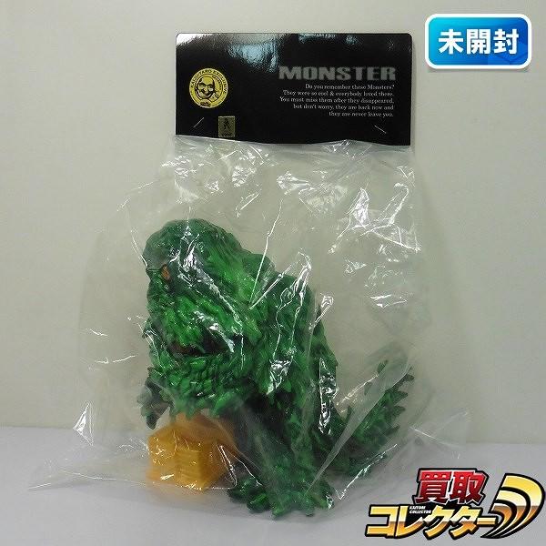 CCP AMC ヘドラプロジェクト 第8弾 ヘドラ 煙突 怪獣太郎ver. ロゴ入グラスアイ