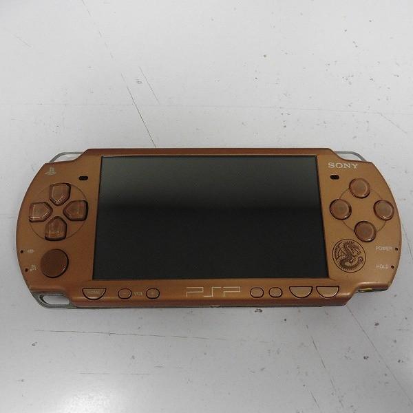 PSP-2000 MHP2nd G モデル + ソフト モンハン 2nd G モンハン 3rd 他_2