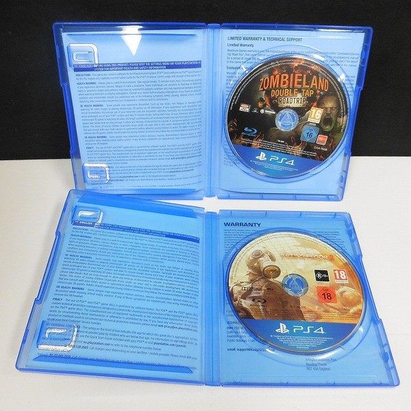 PS4 ソフト 海外/輸入版 CONTROL ZOMBIELAND SNIPER ELITE4 他_3