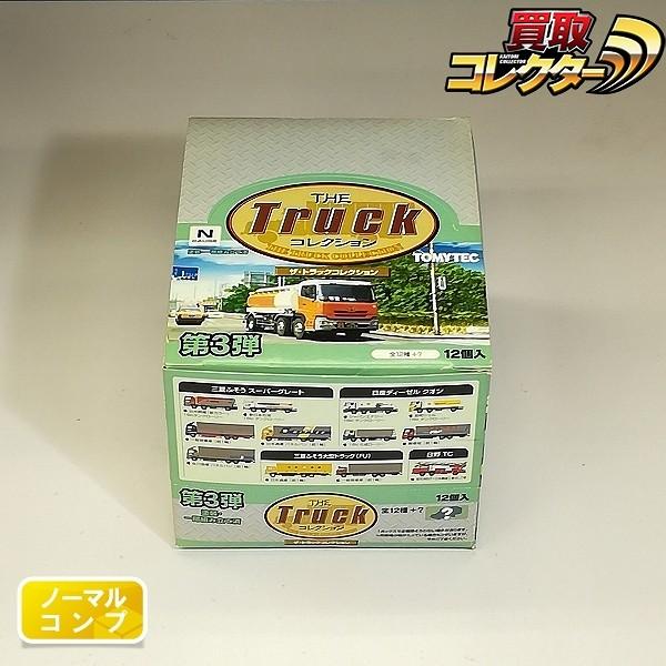 ザ・トラックコレクション 第3弾 ノーマル 12種 店頭用BOX付