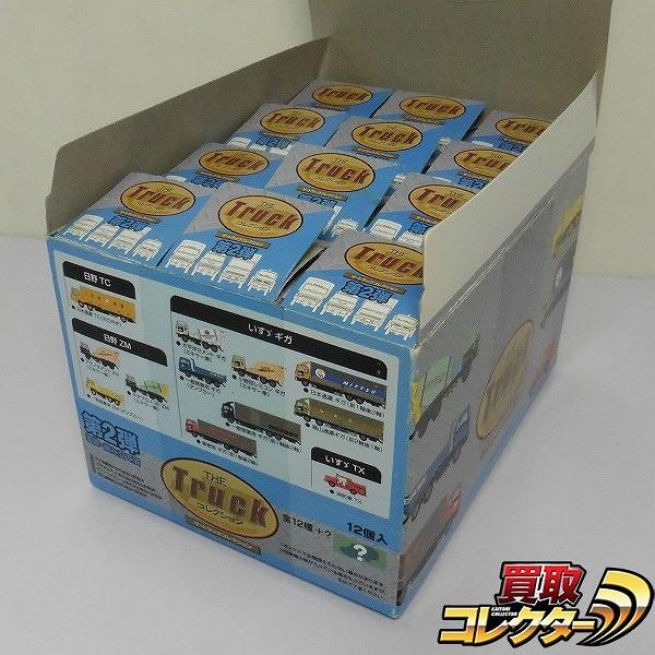 ザ・トラックコレクション 第2弾 ノーマル 12種 店頭用BOX付
