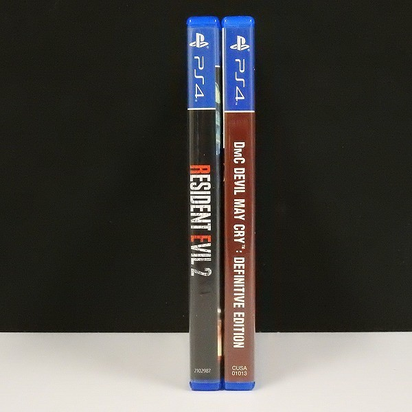 PS4 ソフト 輸入/北米版 RESIDENT EVIL2 + DMC DEVIL MAY CRY DEFINITIVE EDITION_2