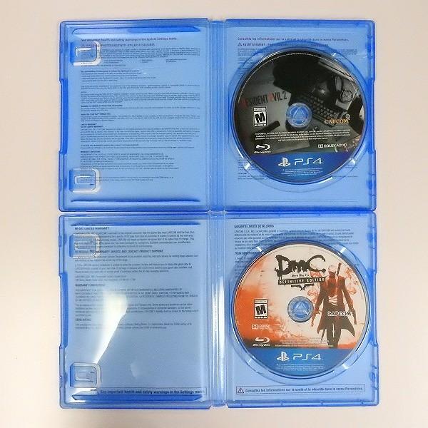 PS4 ソフト 輸入/北米版 RESIDENT EVIL2 + DMC DEVIL MAY CRY DEFINITIVE EDITION_3